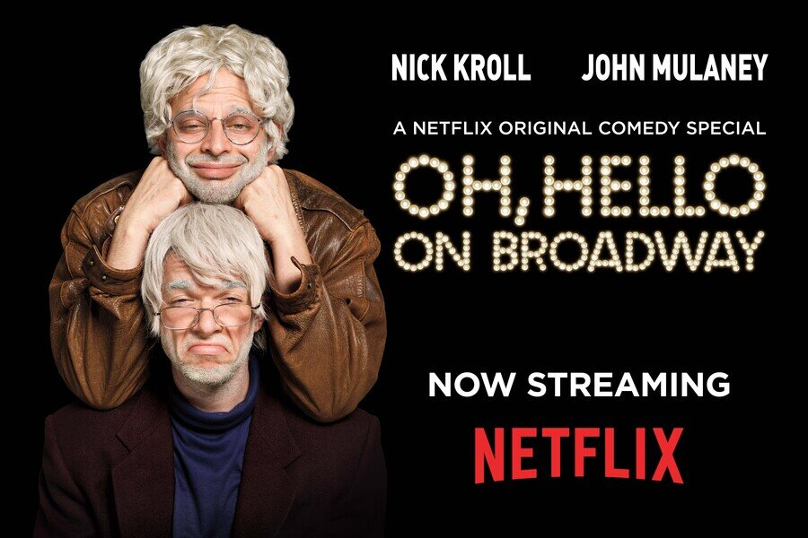Oh, Hello on Broadway image