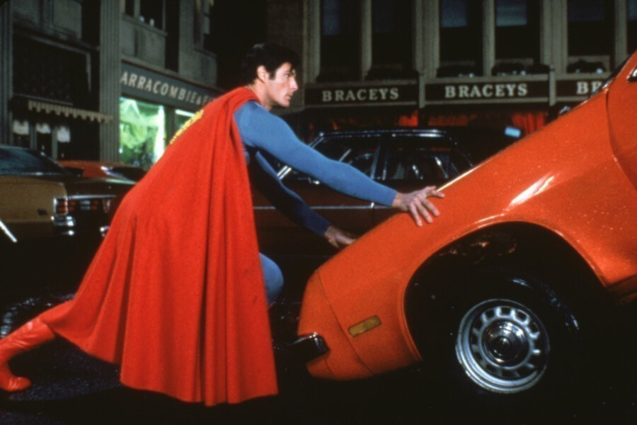 Superman IV: The Quest for Peace image