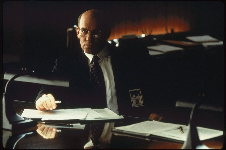The X-Files: The Movie image