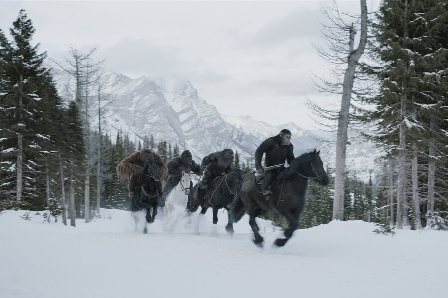 War for the Planet of the Apes image