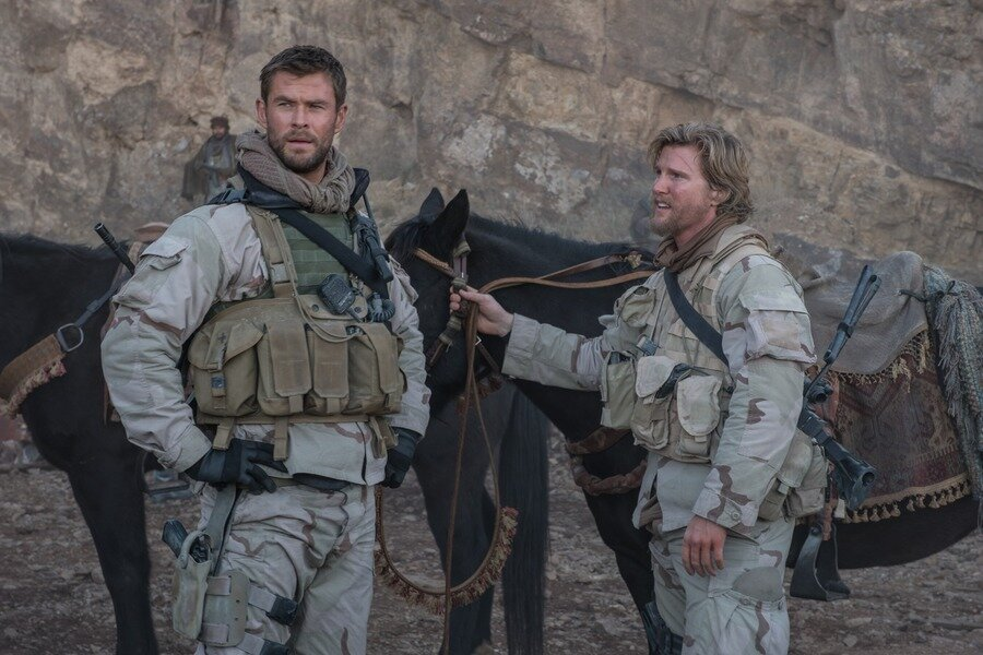 12 Strong image
