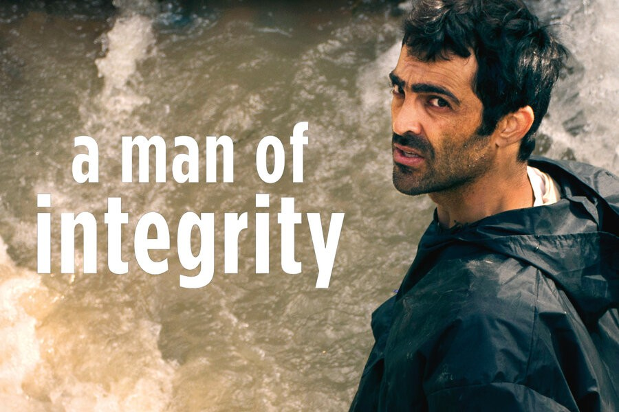 A Man of Integrity image