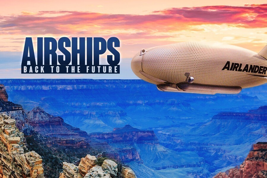 Airships, Back To the Future image