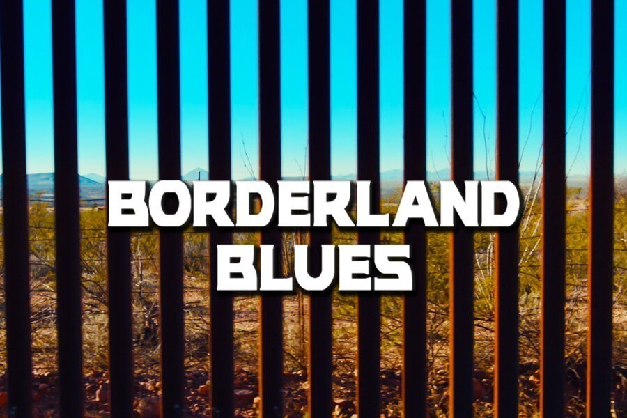 Borderland Blues image