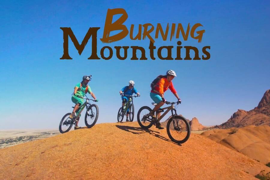 Burning Mountains image
