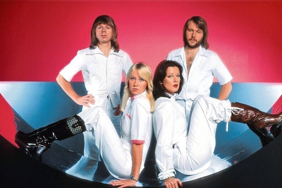De Magie Van ABBA image