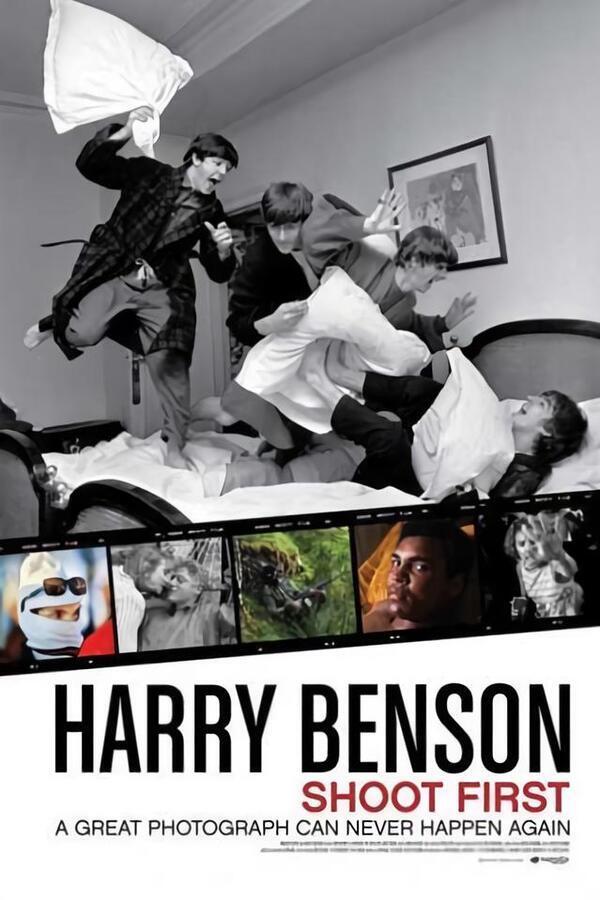 Harry Benson: Shoot first image