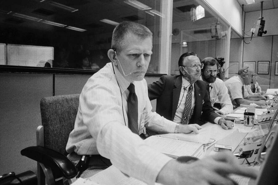 Mission Control: The Unsung Heroes of Apollo image