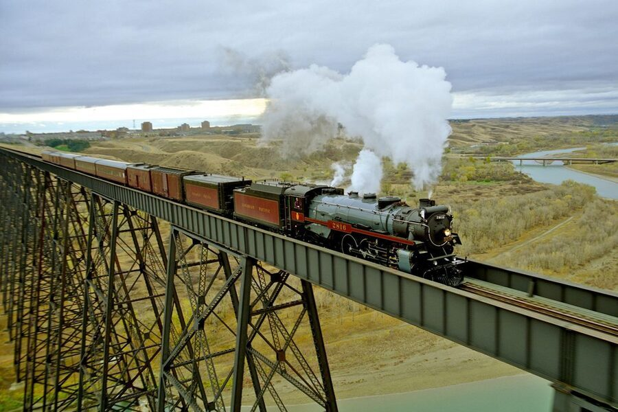 Rocky Mountain Express image