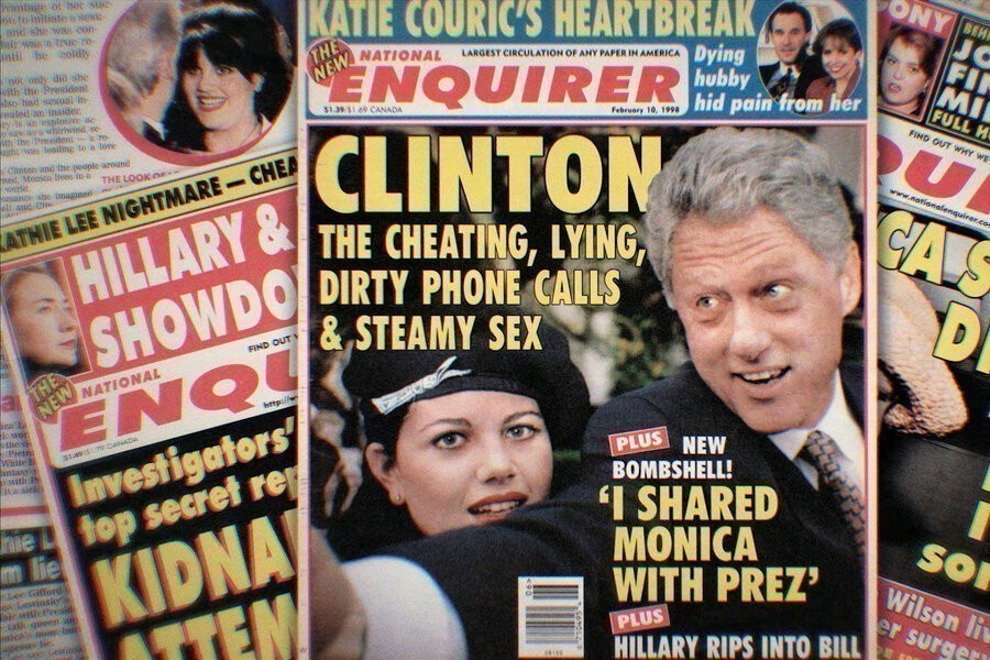 Scandalous: The Untold Story of the National Enquirer image