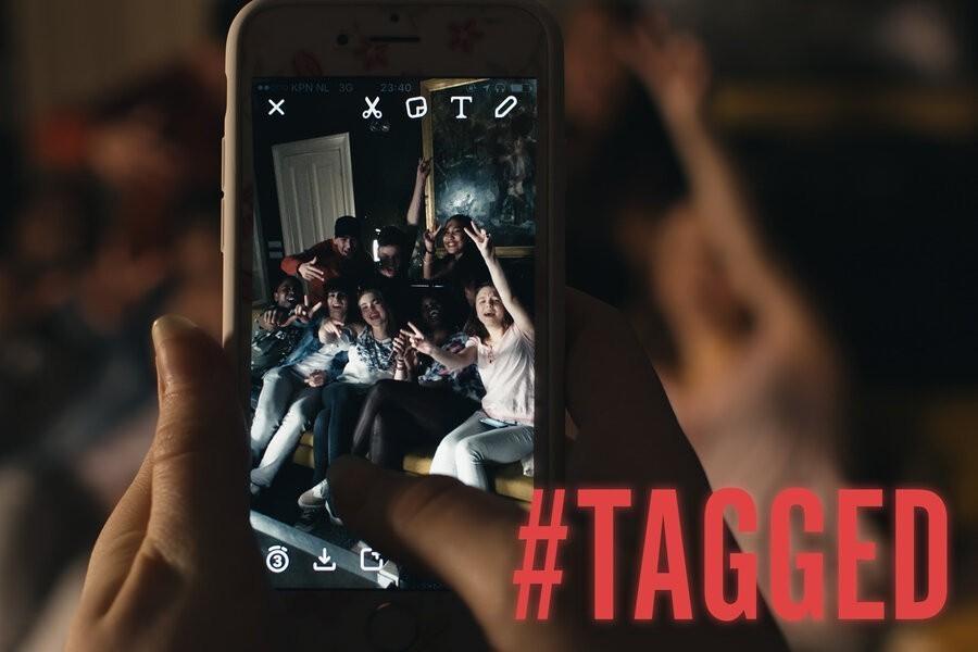 #tagged image