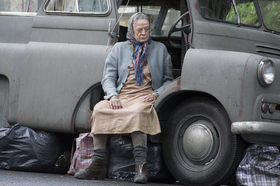 The Lady in the Van image