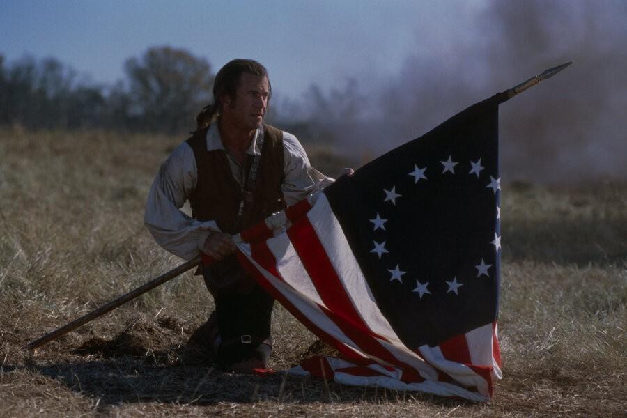 The Patriot image