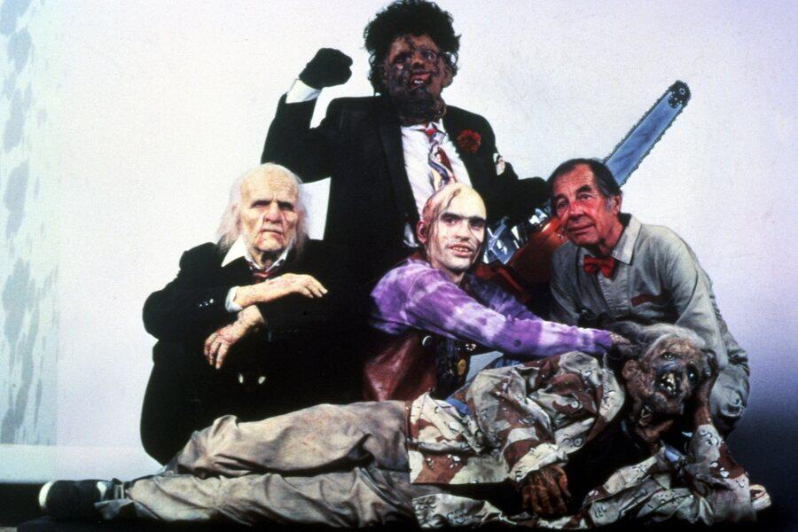 The Texas Chainsaw Massacre 2 image