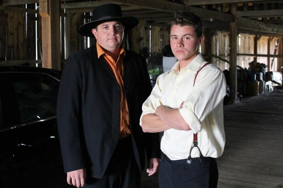 Amish mafia image