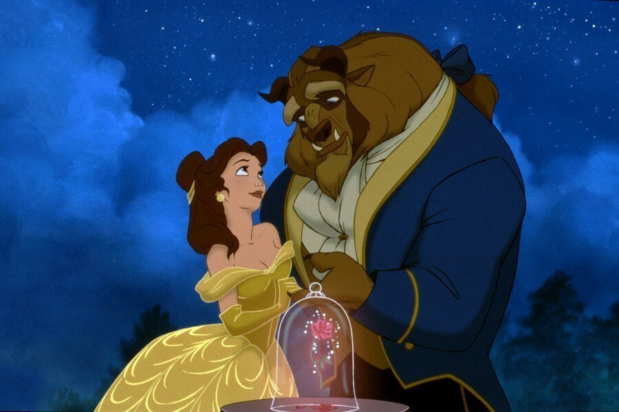 Belle en het Beest image