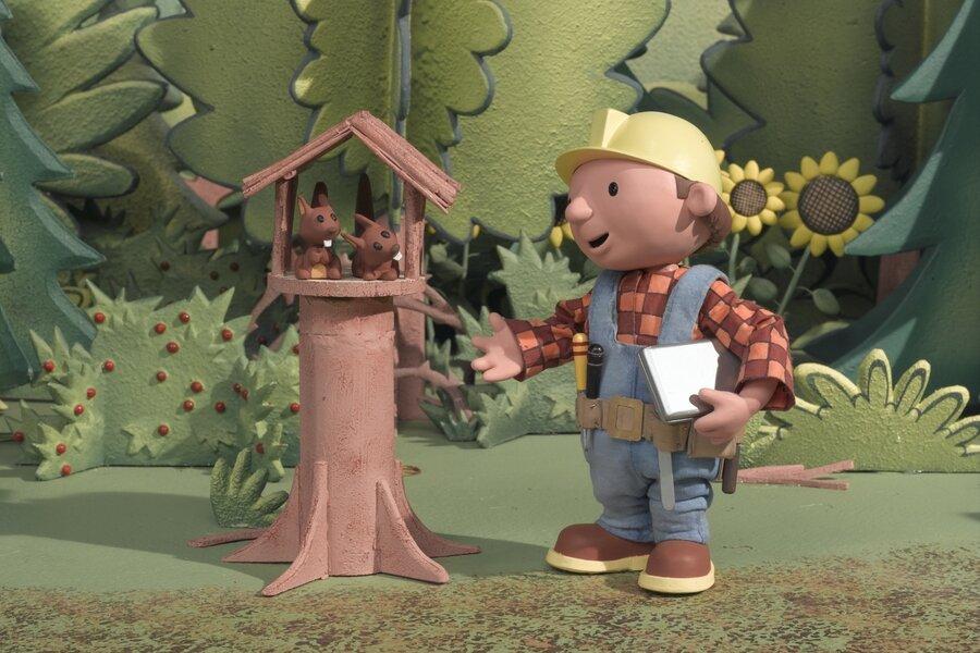 Bob de bouwer image