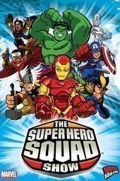 De Super Hero Squad show