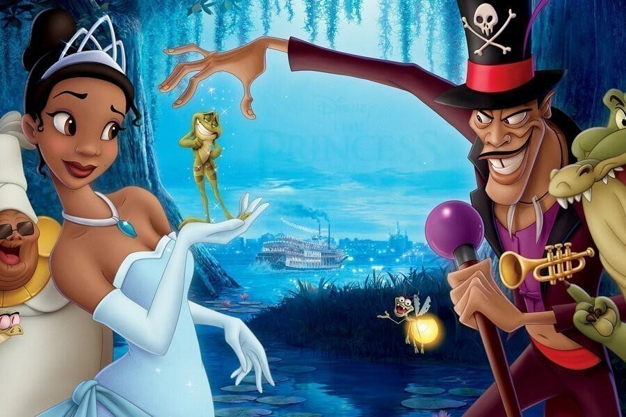 De prinses en de kikker image