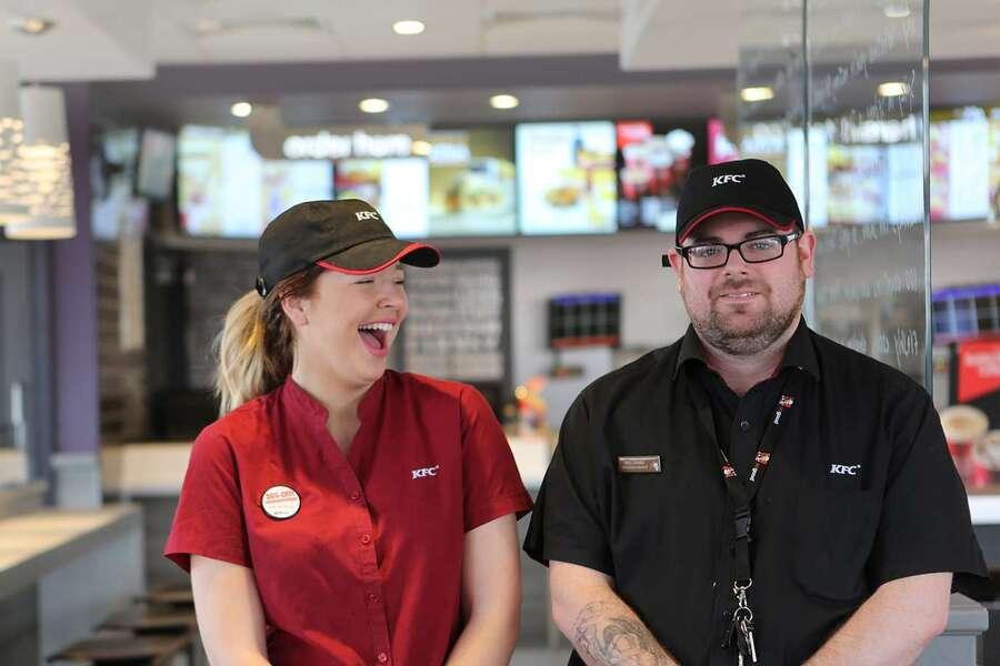 Een kijkje in de keuken bij KFC image