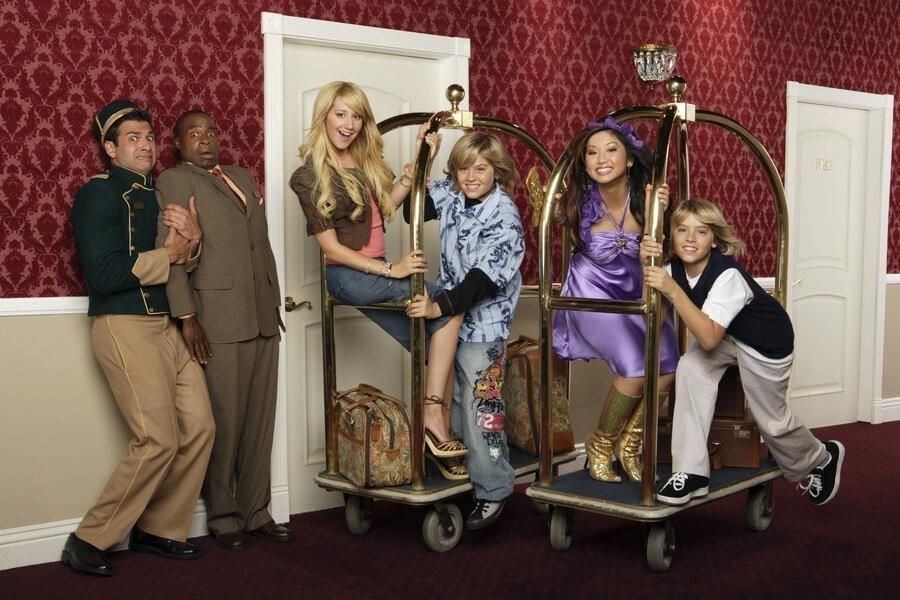 Het hotelleven van Zack & Cody image