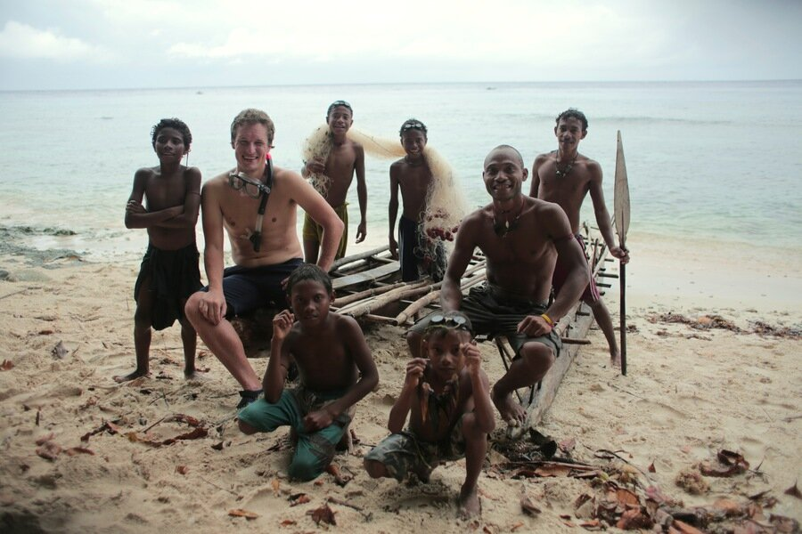 Hunters of the South Seas image