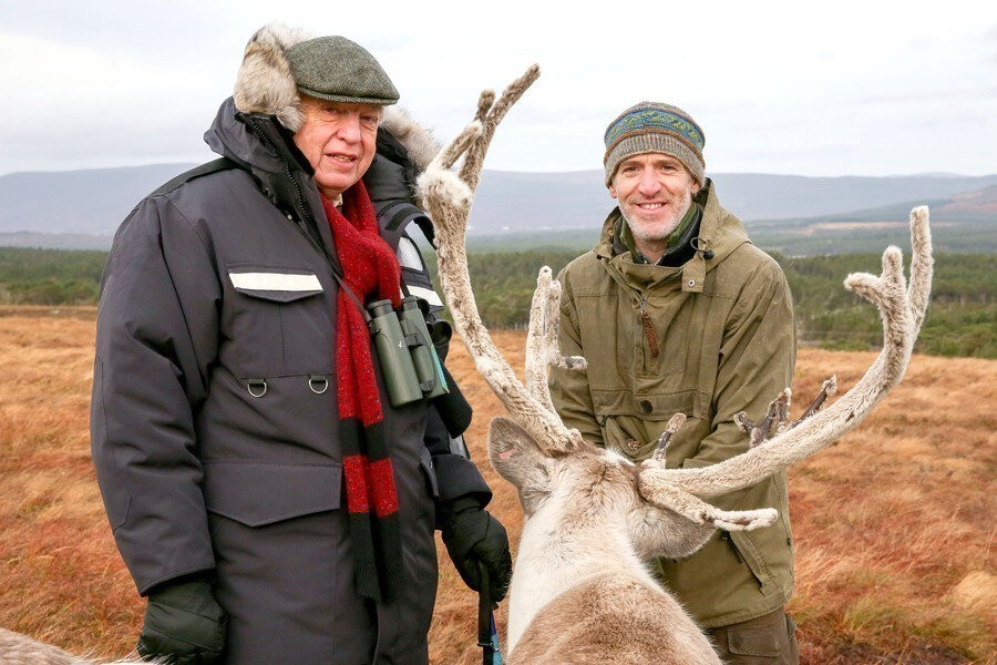 Into the wild with Gordon Buchanan image