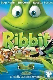 Prins Ribbit: Het Dappere Kikkertje
