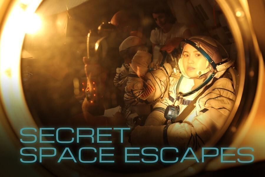 Secret space escapes image