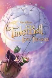 Tinkerbell en de verloren schat