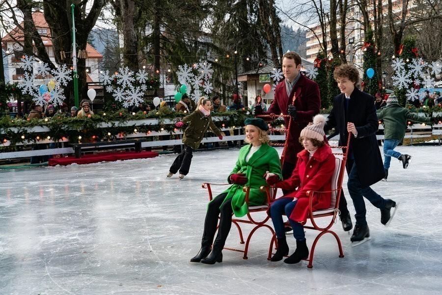 A Christmas Prince: The Royal Baby image