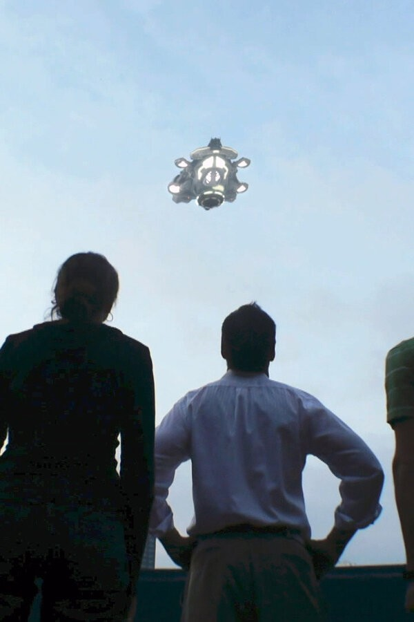 Alien encounters image