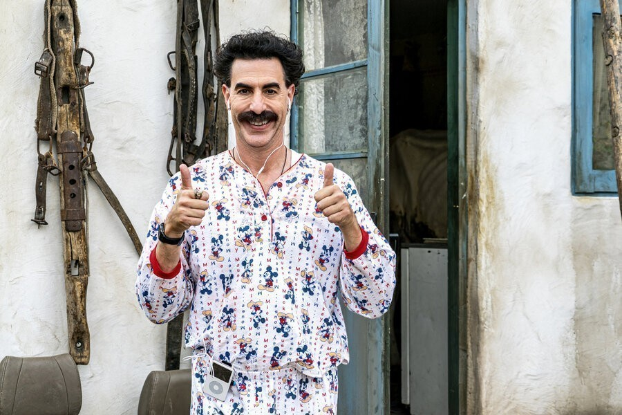 Borat Subsequent Moviefilm: Delivery of Prodigious Bribe to American Regime for Make Benefit Once Glorious Nation of Kazakhstan image