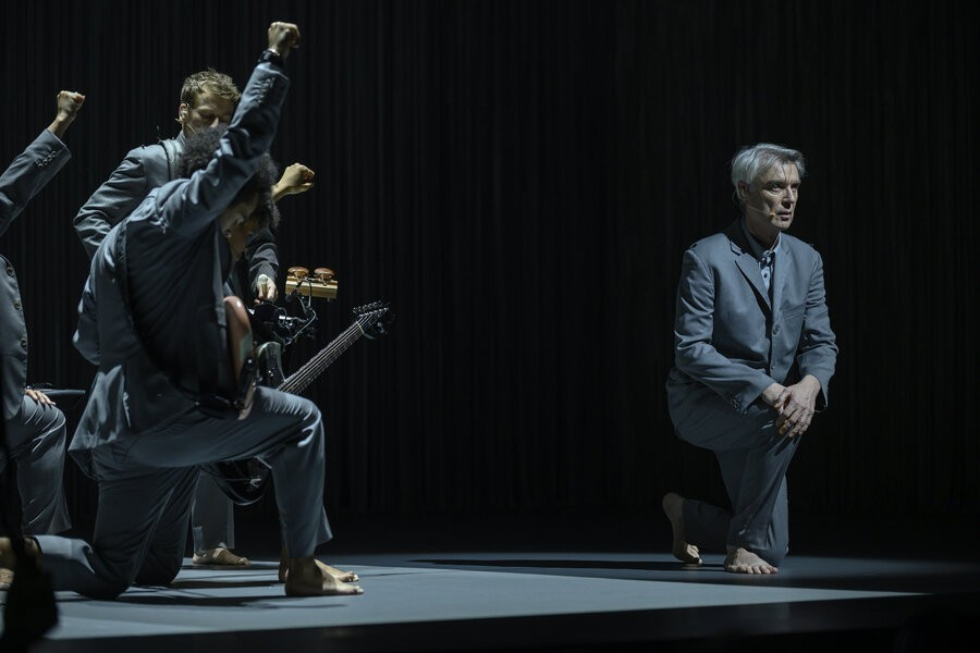 David Byrne's American Utopia image