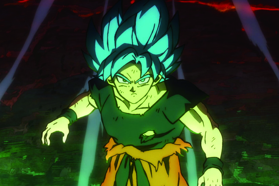 Dragon Ball Super: Broly image