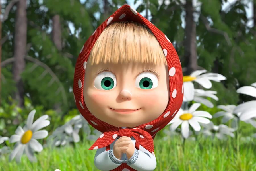 Masha's sprookjes image