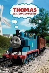Thomas de stoomlocomotief