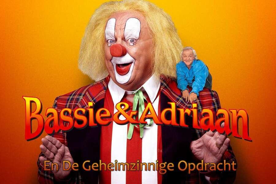Bassie & Adriaan en de verdwenen kroon image