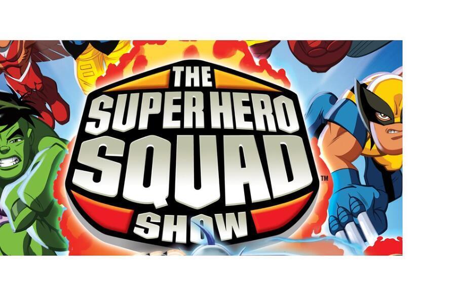 De Super Hero Squad show image