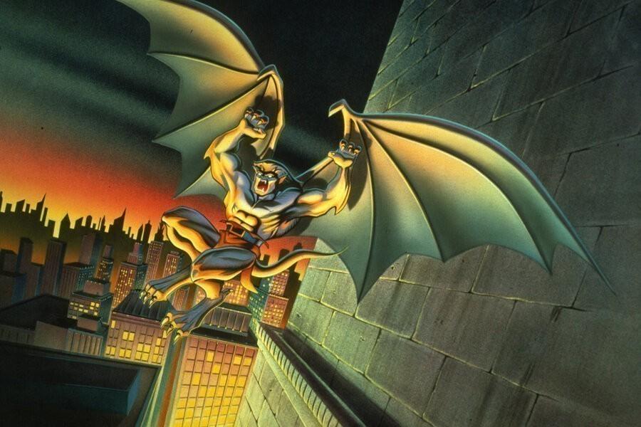 Gargoyles image
