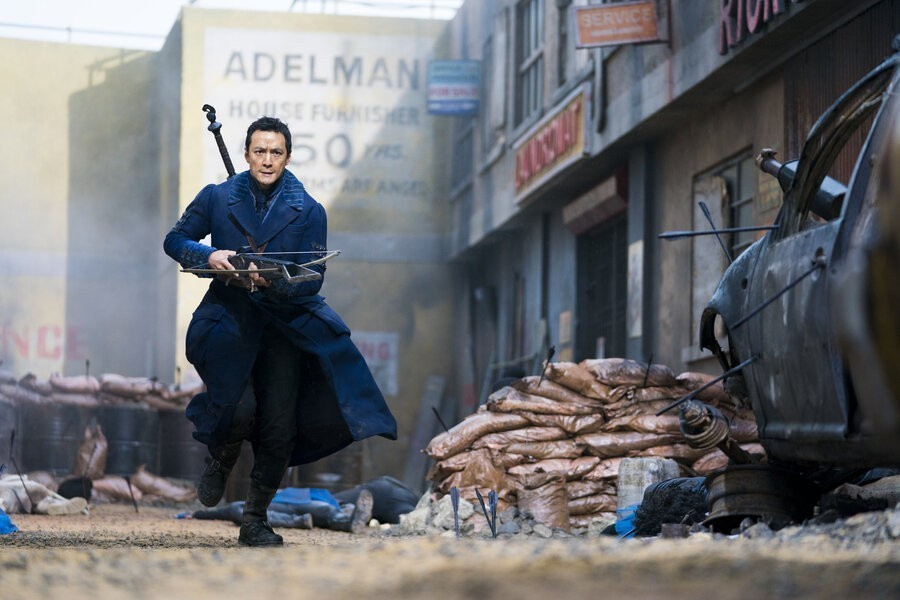 Into the Badlands image