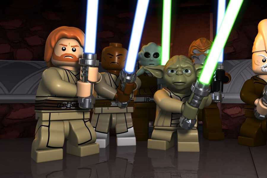 LEGO Star Wars: Droid tales image
