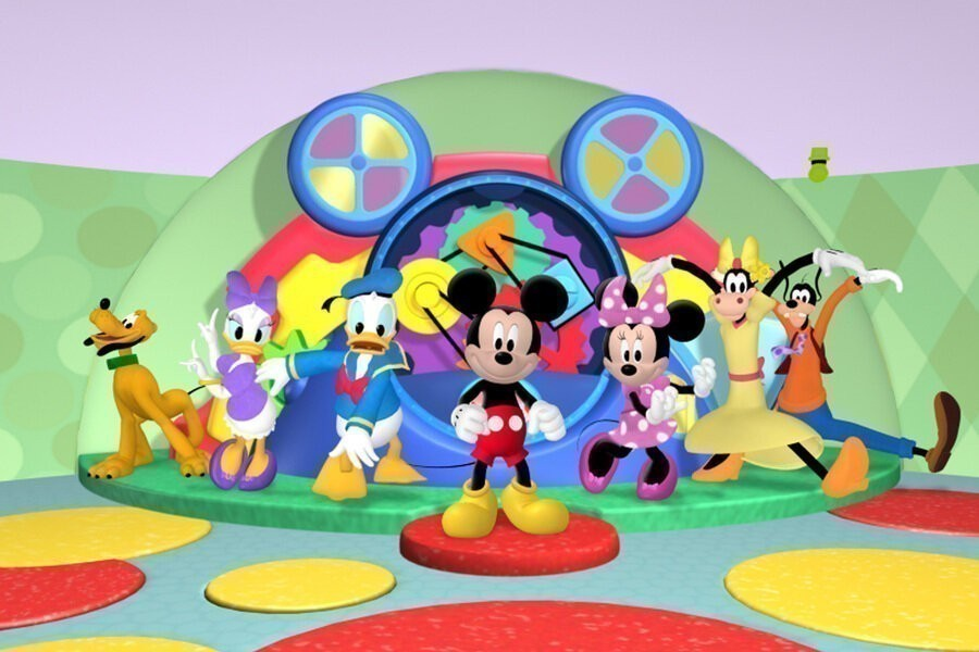 Mickey Mouse clubhuis image