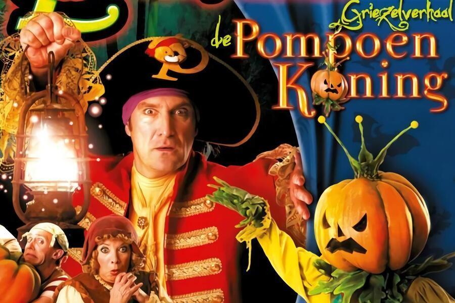 Piet Piraat en de Pompoenkoning image