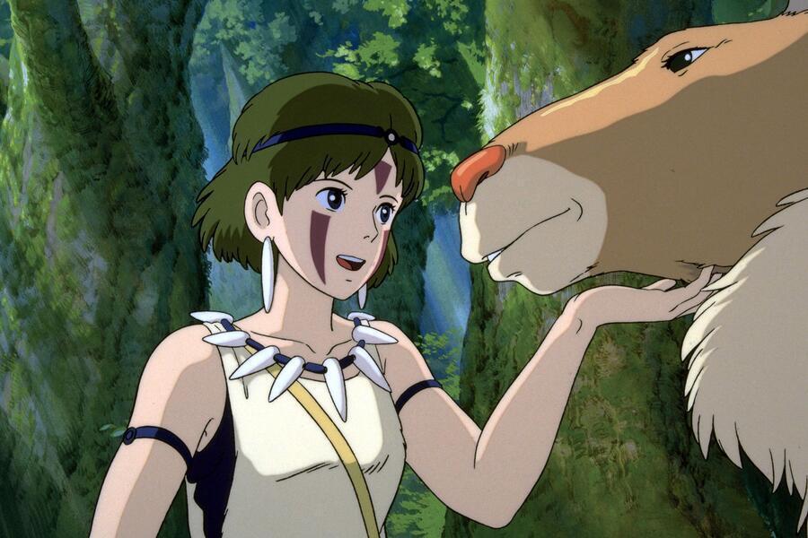 Princess Mononoke image