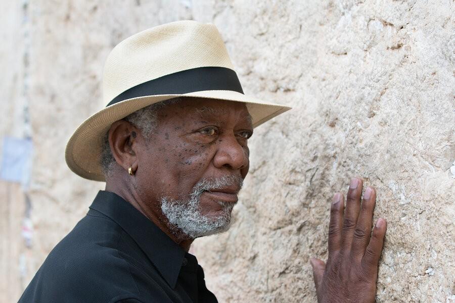 The story of God with Morgan Freeman image