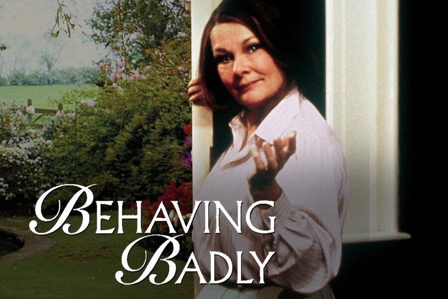 Behaving badly image