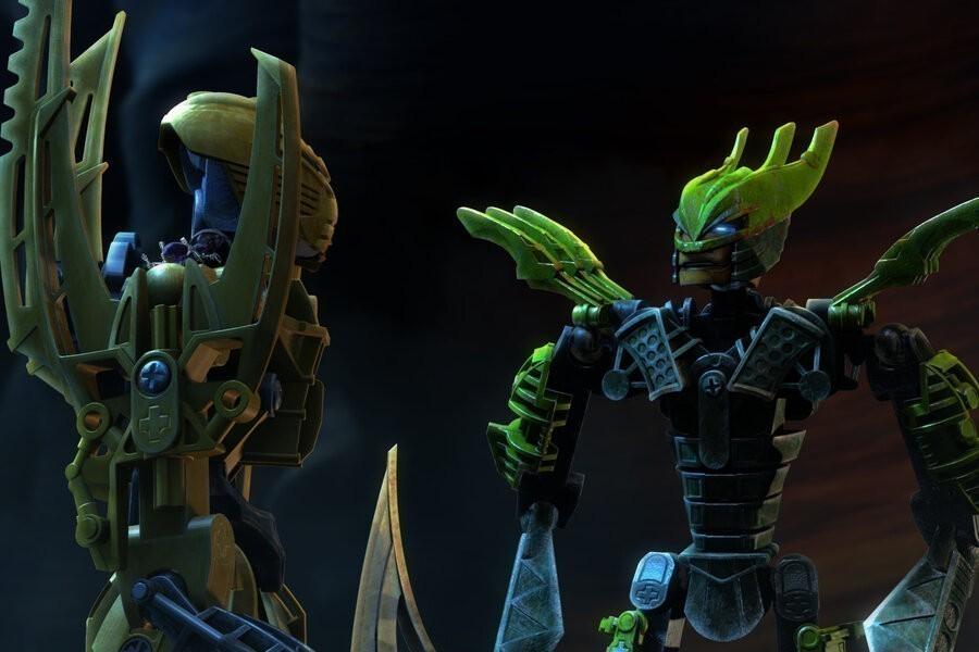 Bionicle: The Legend Reborn image
