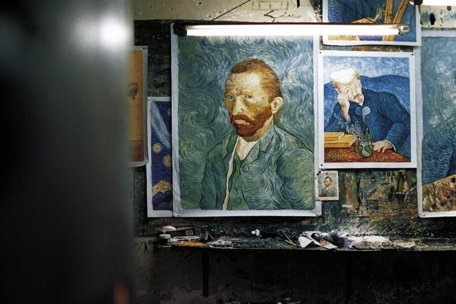 China's Van Goghs image