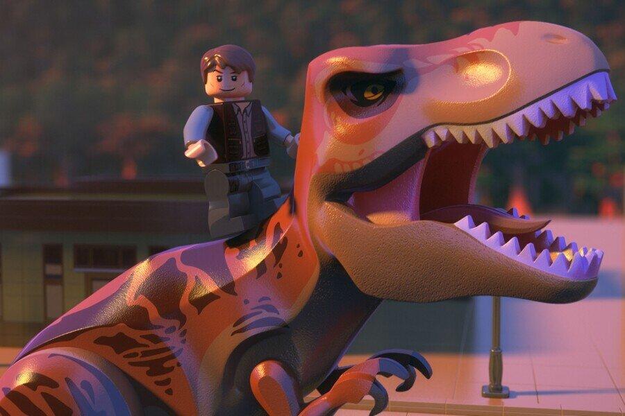 LEGO Jurassic World: The Indominus Escape image
